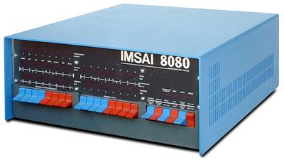 IMSAI 8080 (1975)